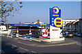 J5081 : Petrol station, Bangor by Rossographer