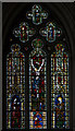 SE6052 : Stained glass window s.XXXVI, York Minster by J.Hannan-Briggs