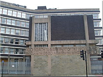 TQ3179 : Former CMS Headquarters, Waterloo Road (2) by David Hillas