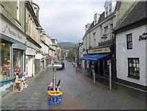 NS7177 : Main Street, Kilsyth by Richard Webb