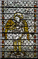 SE6052 : Detail, Stained glass window s.XII York Minster by Julian P Guffogg