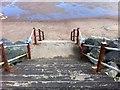 NZ8811 : Rusting rails by Pauline E
