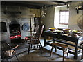 NZ0762 : The Kitchen at Thomas Bewick's House by Carol Walker