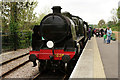 TQ3837 : Return to East Grinstead by Peter Trimming