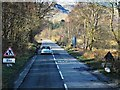NN3116 : A82 North of Ardlui by David Dixon