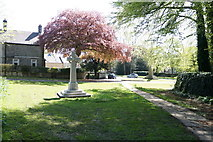SK3582 : Norton war memorial, Norton, Sheffield by Ian S