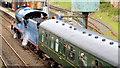 J2664 : Steam locomotive no 85, Lisburn - May 2014(3) by Albert Bridge