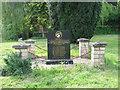 TG1513 : WW2 Memorial by Evelyn Simak