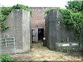 TG1438 : RAF West Beckham radar station (A Site) by Evelyn Simak