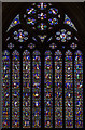 SK9771 : The East Window, Lincoln Cathedral by J.Hannan-Briggs