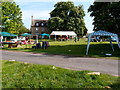 TL0893 : May Day fete by Michael Trolove