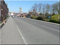 TM2632 : Looking north-northeast along Main Road by John Baker