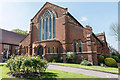 TQ2890 : St Andrew, Alexandra Park Road,  Muswell Hill, London N10 by Christine Matthews