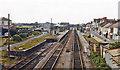 SN4400 : Pembrey & Burry Port station, 1973 by Ben Brooksbank