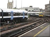 TQ3280 : London Bridge station by Oast House Archive
