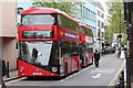 TQ2577 : New Routemaster, Vanston Place by Oast House Archive