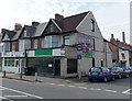 ST3287 : Empty corner shop, Corporation Road, Newport by Jaggery