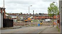 J3272 : The Village redevelopment, Belfast (May 2014) by Albert Bridge