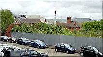 J3373 : Development site, Utility Street, Belfast - May 2014(1) by Albert Bridge