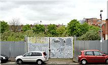 J3373 : Development site, Utility Street, Belfast - May 2014(3) by Albert Bridge