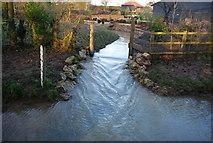 TM1750 : River Fynn by N Chadwick