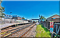 TQ5804 : Polegate station by Ben Brooksbank