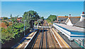 TQ6304 : Pevensey & Westham station by Ben Brooksbank