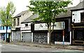J3373 : Derelict shops, Sandy Row, Belfast (May 2014) by Albert Bridge