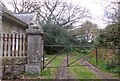 NO8798 : Clyanthus Lodge, Burnhead by Stanley Howe