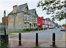 TA0830 : Berkeley Street, Kingston upon Hull by Bernard Sharp