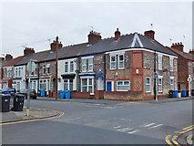 TA0830 : Edgecumbe Street, Kingston upon Hull by Bernard Sharp