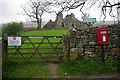 NY7802 : Pendragon Castle by Ian Taylor