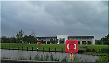 SJ8587 : Lakeside office park Cheadle by Steve  Fareham