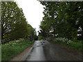 TM4495 : Station Road & Station Road Railway Bridge by Geographer