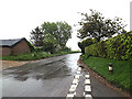 TM4594 : Station Road, Aldeby by Adrian Cable