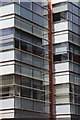 ST5972 : Modern building detail by Philip Halling