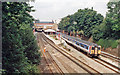 TQ2475 : Putney Station, 1991 by Ben Brooksbank