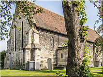TL4658 : St. Andrew's the Less, Newmarket Road by Kim Fyson