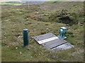 HU3962 : Reservoir outlet by James Allan