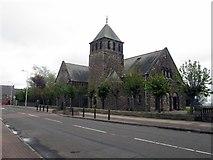 NT3699 : Wellesley Parish Church in Methil by James Denham