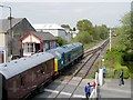 SD7916 : 345 at Ramsbottom Crossing by David Dixon