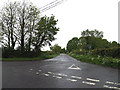 TM4693 : White Lion Road, Wheatacre by Adrian Cable