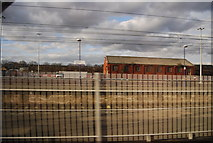 TQ2081 : Acton Main line Station by N Chadwick