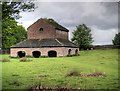 SJ7487 : The Deer Barn, Dunham Massey by David Dixon