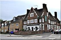 TQ5473 : 'Fox and Hounds' - Lowfield Street, Dartford by Brian Chadwick
