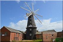 TF1443 : Pocklington's Mill by John M