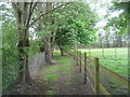 SE8042 : Footpath to Seaton Ross (2) by Jonathan Thacker