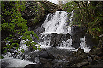 SD2795 : Waterfall on Torver Beck by Ian Taylor