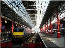 TQ2782 : Marylebone Station by Mark Percy