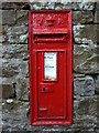SD9590 : Victorian postbox, Worton by Karl and Ali